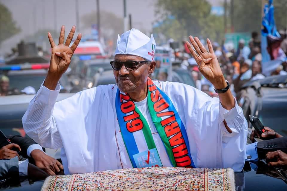 30 things Buhari promised Nigerians in second term – IPC