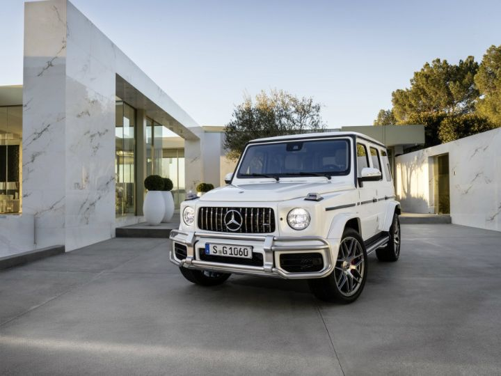 """Mercedes G-Class """"Stronger Than Time"""" Edition Celebrates Model's 40th Anniversary"""