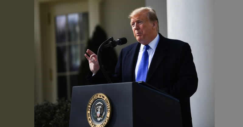 US war against Iran would 'not last very long' – Trump