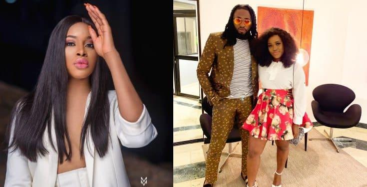 Princess, Uti trade words over ex-Big Brother Naija housemate, Cee-c