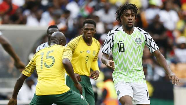 The Afcon will be like a war, declares Nigeria's Alex Iwobi