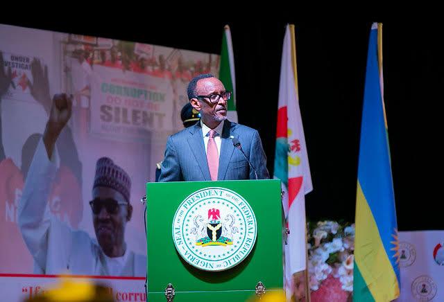 It Doesn't Take Decades To Fight Corruption, Rwandan President Tells Buhari