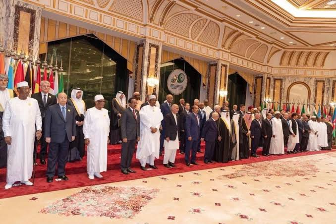 Buhari and OIC controversy