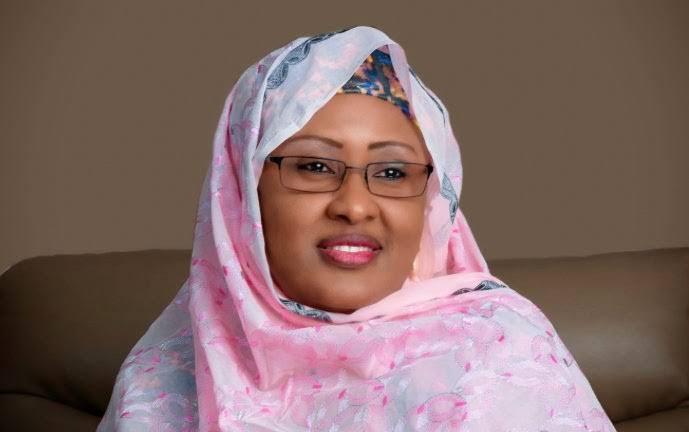 Now, I choose to be called first lady -Aisha Buhari