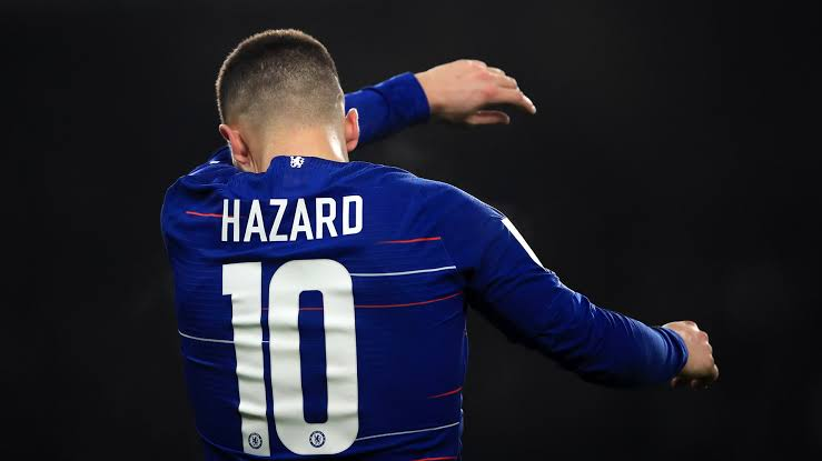 'Modric said find another number!' – Hazard won't fight for No. 10 shirt at Real Madrid