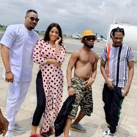 Naira Marley makes Nollywood debut