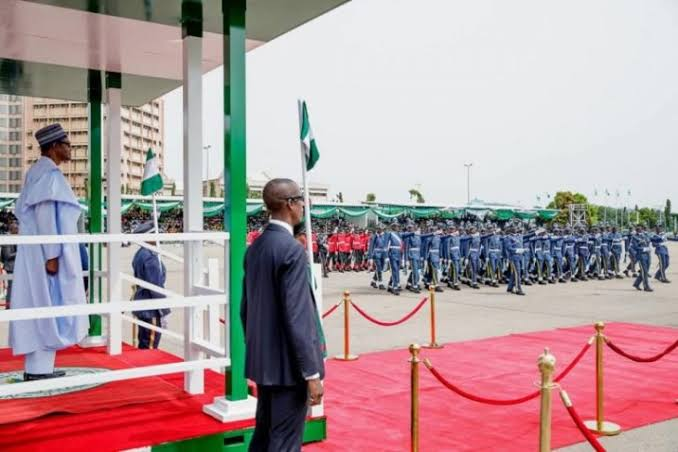 Mixed reactions as Buhari vows to rebuild Nigeria, renames stadium after MKO
