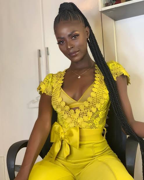 Big Brother Naija's Khloe says she was harassed by an Uber driver