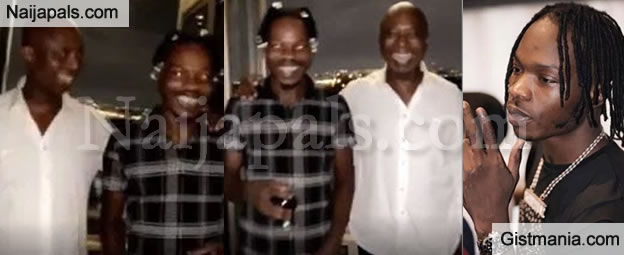 Naira Marley Spotted Hanging Out With Regina Daniels' Billionaire Husband Ned Nwoko (Video)