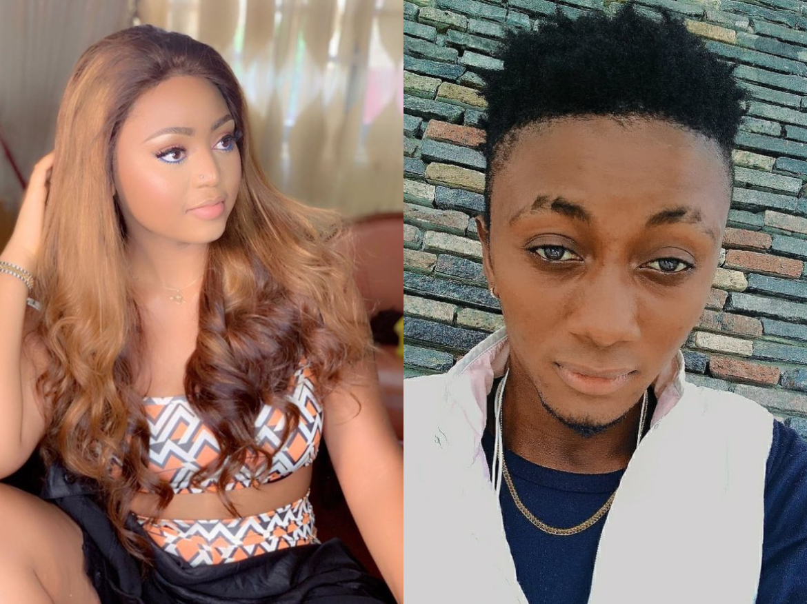 Serious Tension In The Nwoko's Family As Regina Daniels & Ned Nwoko's Son Fight Dirty On IG