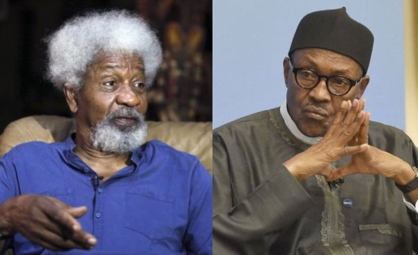 """Buhari Has Failed, He Can Not Solve Nigeria's Problems"" – Prof. Soyinka"