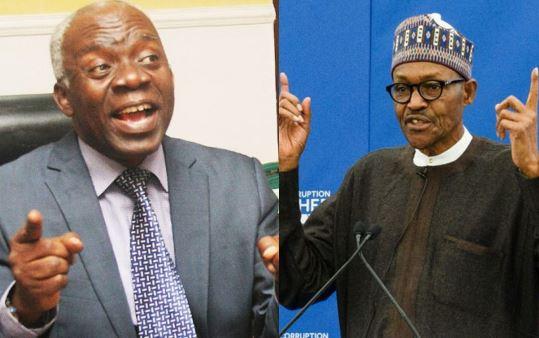 Nigeria Heading Towards Anarchy If Insecurity Is Not Fixed – Femi Falana Warns President Buhari
