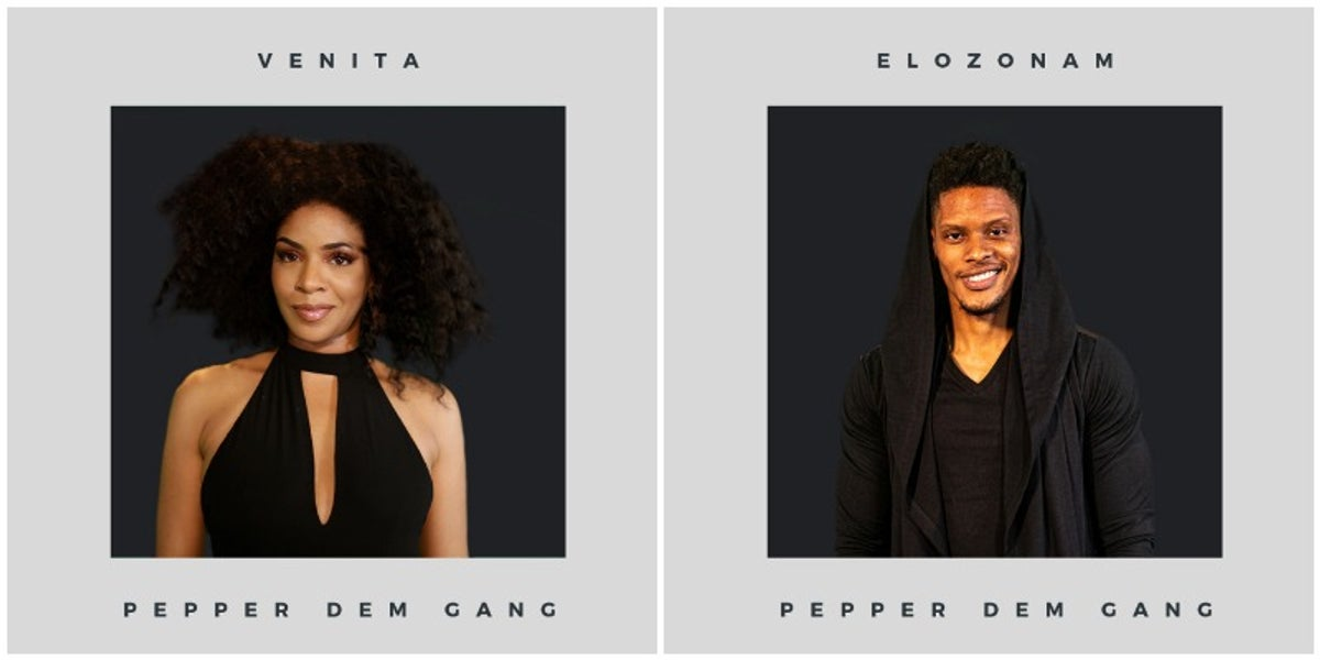 Meet The Two new housemates, Venita and Elozonam, BBNaija show