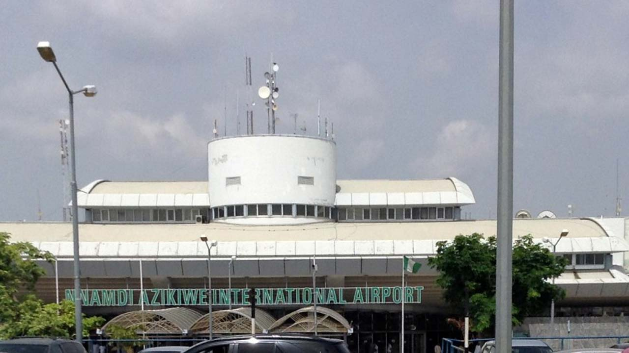 Video: Flights To Nation's Capital Cancelled As Abuja Airport Battles Heavy Flood