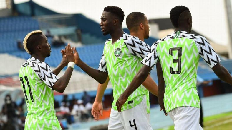 Nigeria Super Eagles Moves Up In Latest FIFA Rankings