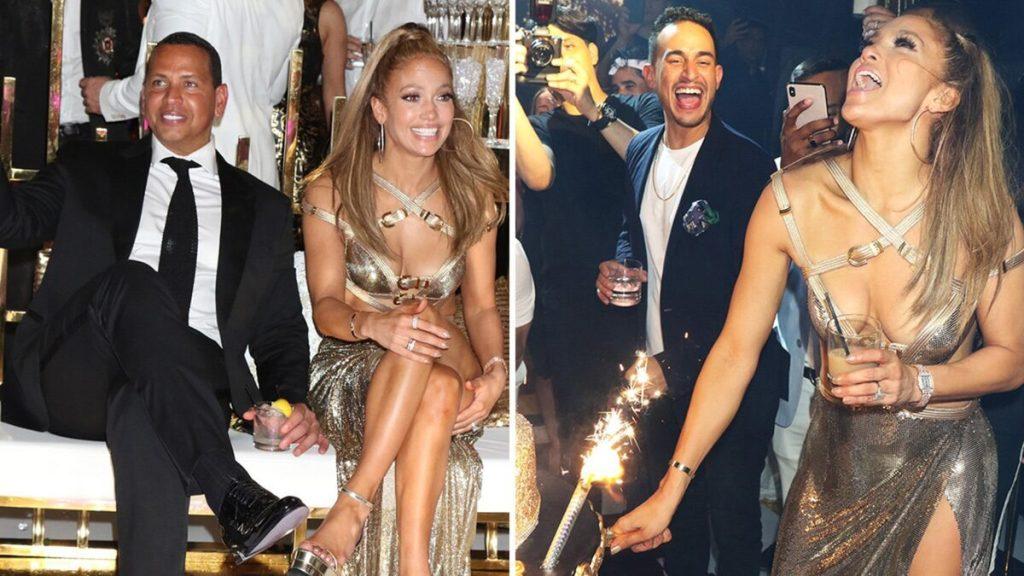 Photos: Alex Rodriguez Treats Jennifer Lopez With $140,000 2019 Porsche 911 GTS As She Turns 50