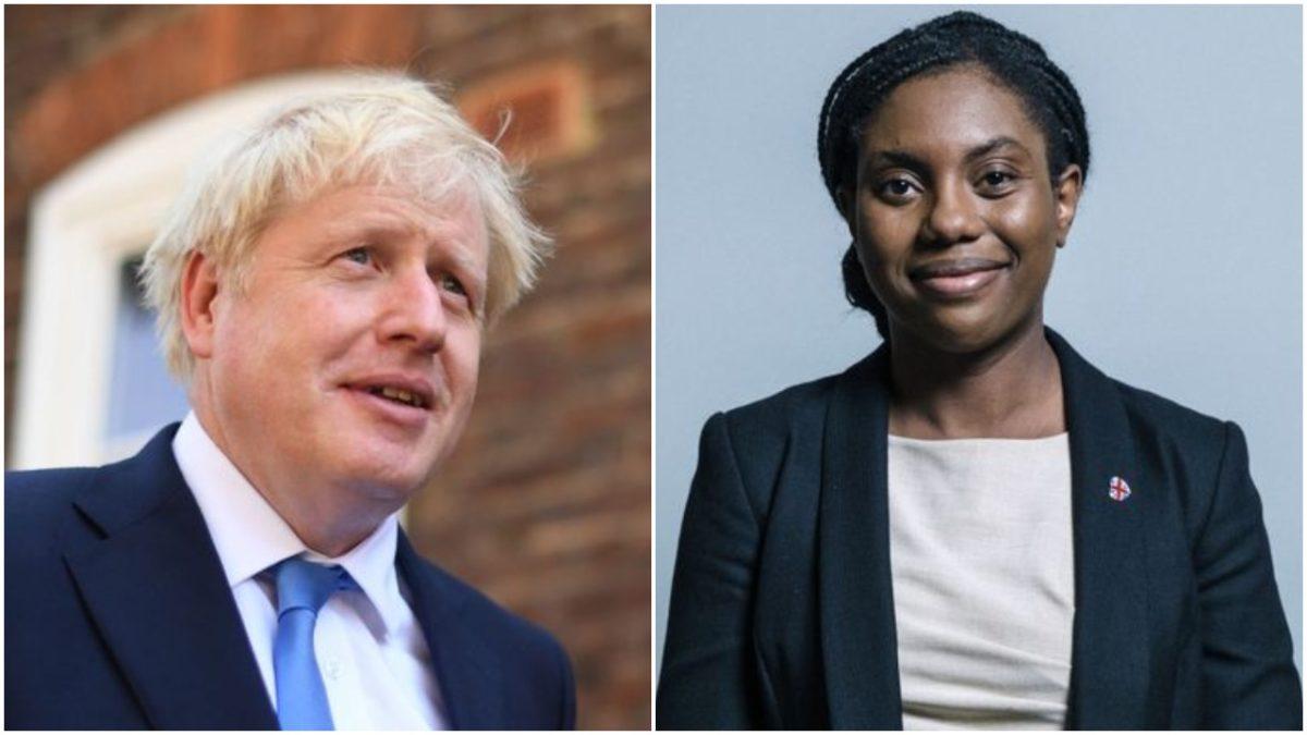British Prime Minister, Boris Johnson Appoints Nigerian Lady, Olukemi Badenoch As Minister