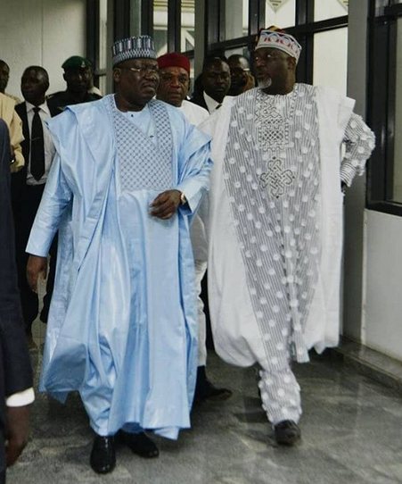 Dino Melaye Is a Friend Of All Senate Presidents, He Is Now Ahmed Lawan's Best Friend