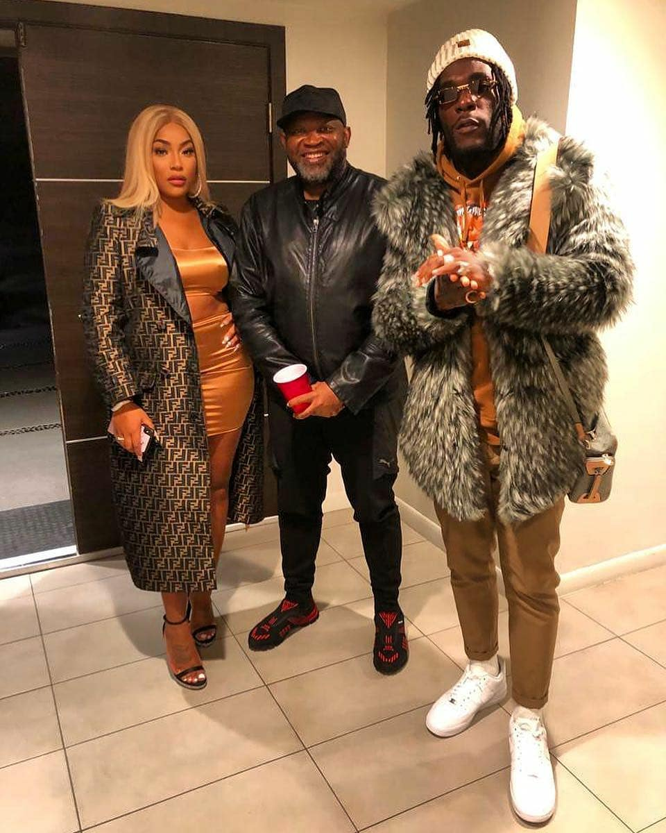 """""""I Am Going To Raise A Child With Stefflon Don"""" – Burna Boy Says"""