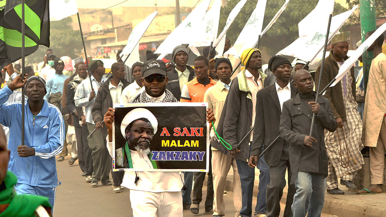 Shi'ites Finally Bow To Pressure, Suspend 'Free Zakzaky' Protests