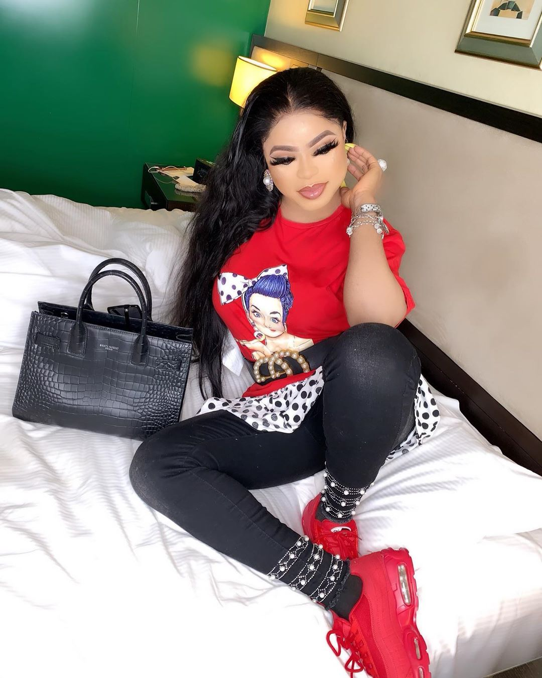 Bobrisky Finally Reveals How Many Boyfriends Are There, And Their Responsibilities