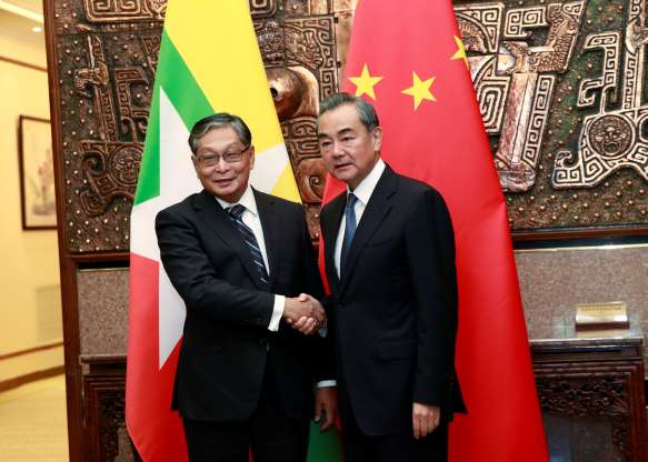 Chinese Firms Handling Over $47bn Key FG's Projects