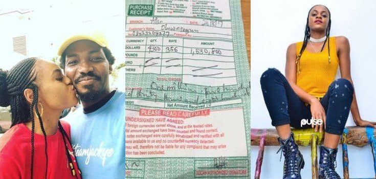 #BBNaija: I Spent N1.5 Million On Votes – Jackye's Boyfriend Laments After Her Eviction