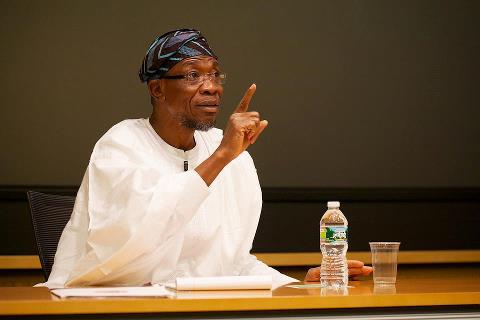 I Cant't Say I Know Anything About Interior Ministry – Newly Appointed Minister, Rauf Aregbesola Confesses