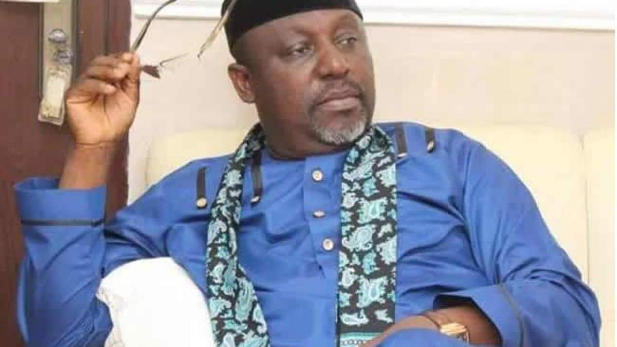 Rochas Okorocha Is a Wanted Person In Imo State As Gov. Emeka Ihedioha Orders His Arrest