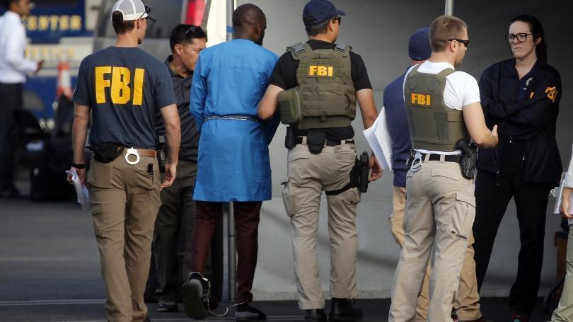 VIDEO: Nigerians dominate FBI's massive bust of online fraudsters