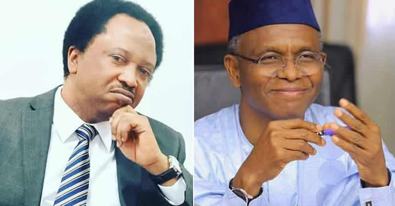 """""""You Have Been Reduced From A Dwarf To A Leper"""" – Shehu Sani Slams Governor, Nasir El-Rufai"""
