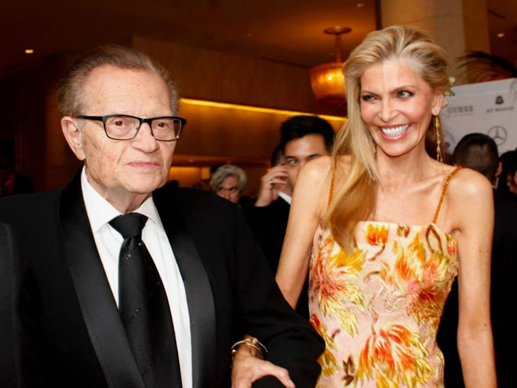 Larry King Files For Divorce From His 7th Wife, Shawn After 22 years Of Marriage