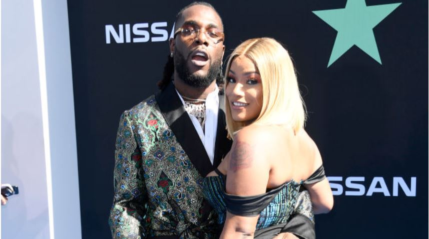 Stefflon Don Reveals Her First 'Child' To The World As She Is Engaged To Burnaboy (Video)