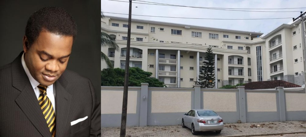 Photos Of Donald Duke's Ikoyi Mansion That Was Taken Over By AMCON