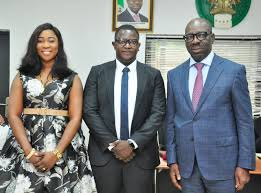Edo State Governor, Godwin Obaseki Swears In 35 Year Old Commissioner