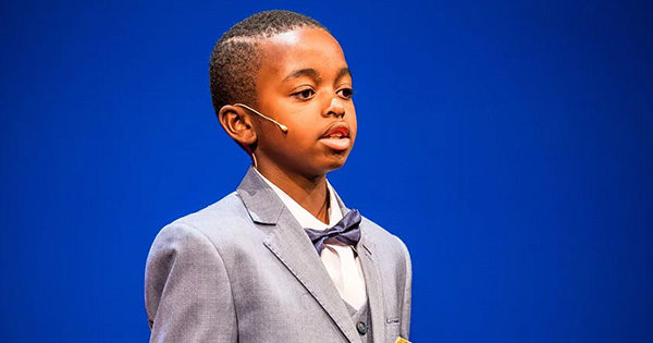 Meet Joshua Beckford, A Nigerian Who Graduated From Oxford University At Age 14