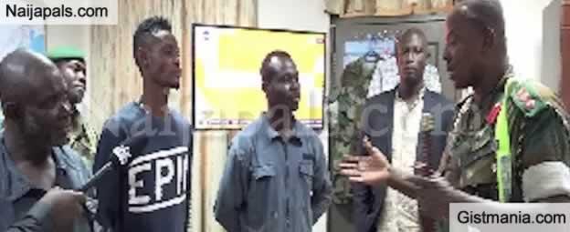 3 Europe-Bound Nigerian Stowaways Had Their Mission Terminated In Ghana