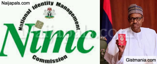 """""""Nigerians Without National ID Card Won't Get Travel Passports"""" – NIMC Says"""