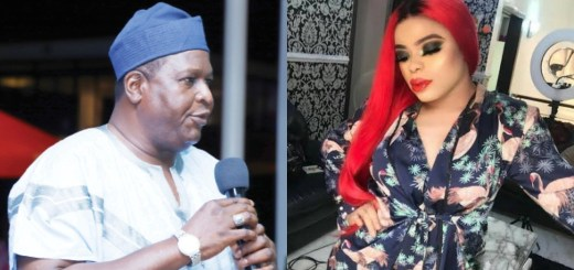 I Roll With Your Bosses in Government, – Bobrisky Blasts Otunba Runsewe Following His Threats