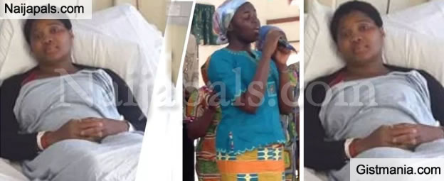 I Came Back With A Message From God – Deeper Life Woman Reveals How She Died & Rose Again