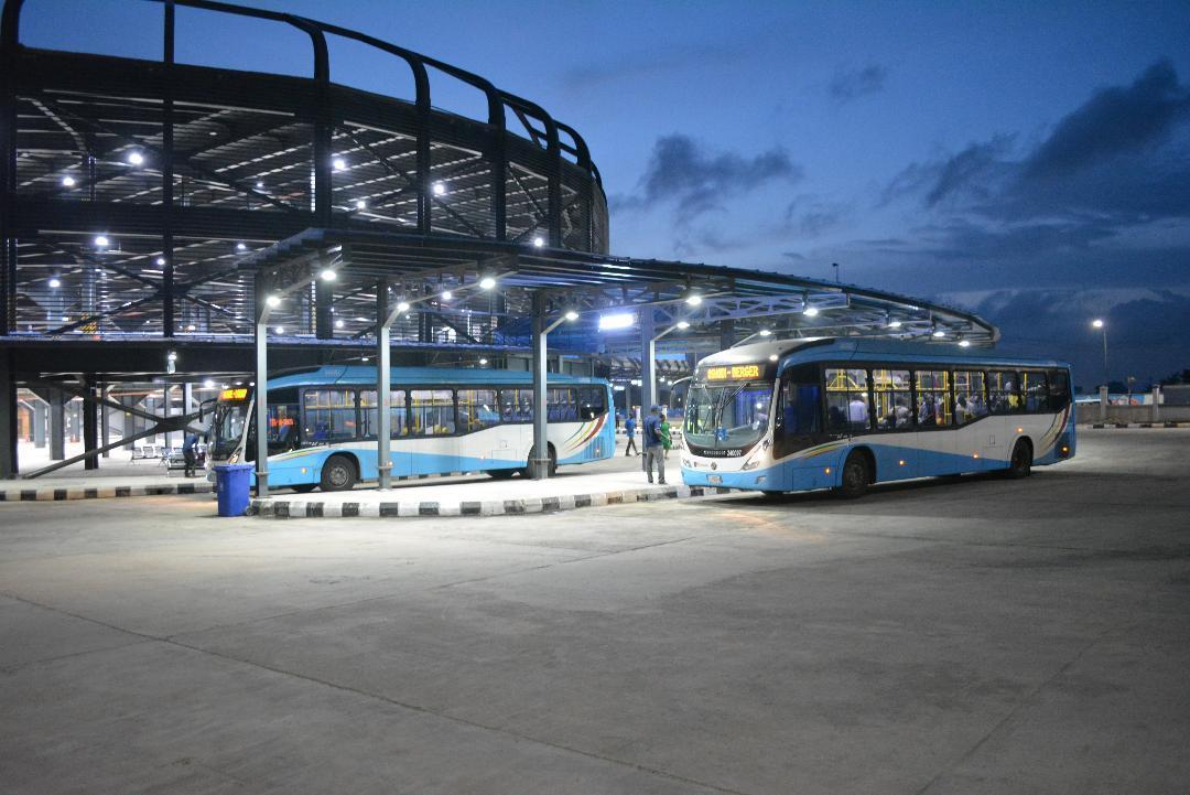 Incredible Transformation Photos Of Oshodi Bus Terminal In Lagos