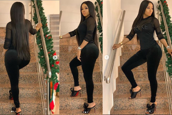 I Can Be a Babymama Instead Of Being In an Unhappy Marriage – Toke Makinwa