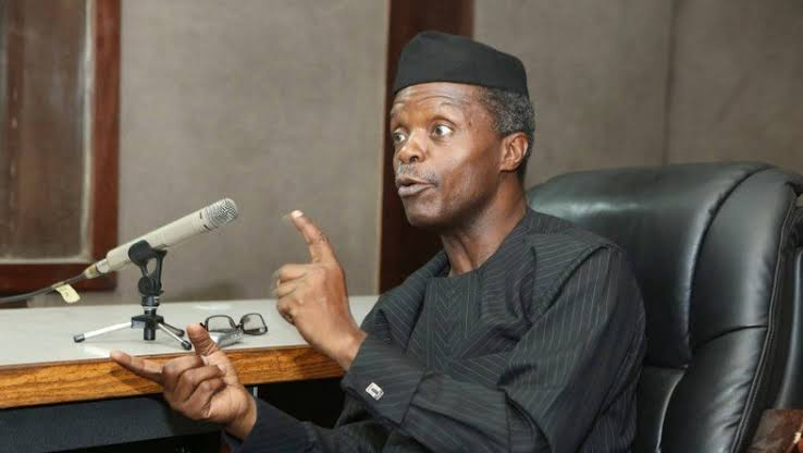 I Will Waive My Immunity – Osinbajo Blows Hot As He Begins Legal Action Over Libel Against Him