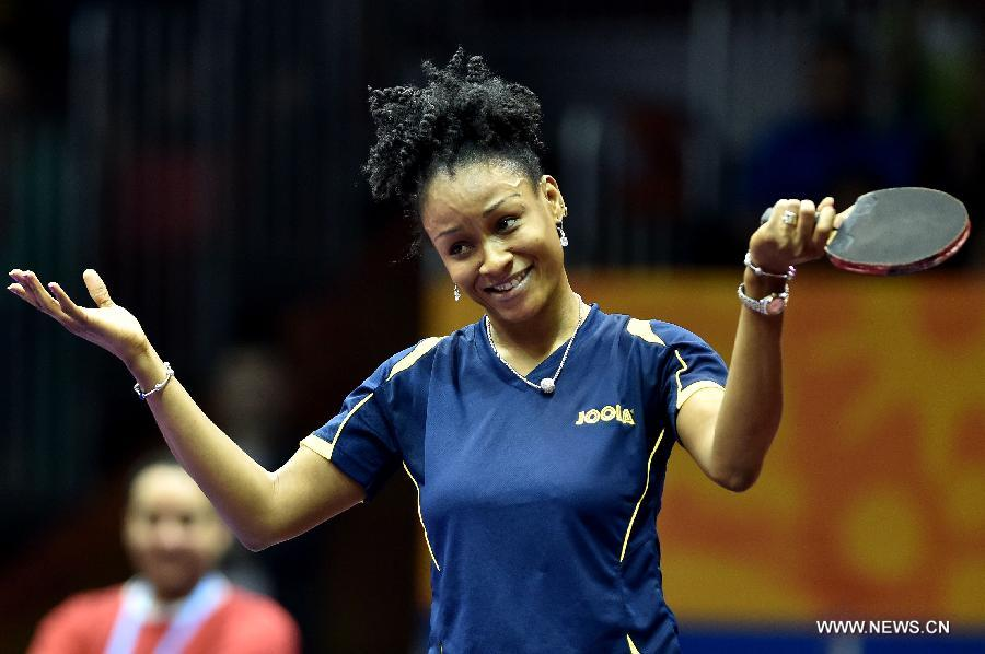 I'm Tired Of Married Men Chasing After Me – Nigerian Table Tennis Champion, Oshonaike
