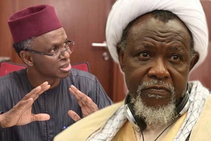 El-Zakzaky's Fate Not In The Hands Of El-Rufai, IMN Tells FG