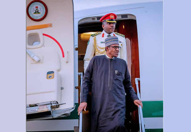 Buhari Restricts Ministers' Entourage For Overseas Trip To Four