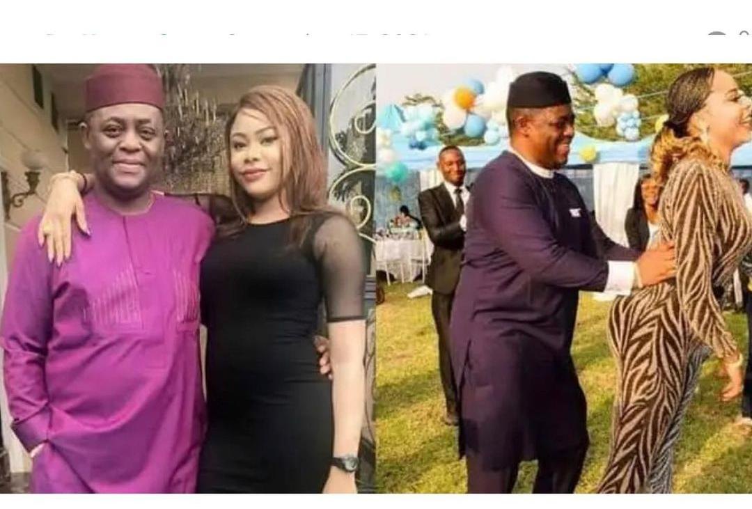 FFK's Defection- Enstranged wife shades him, says 'a thief is never ashamed'